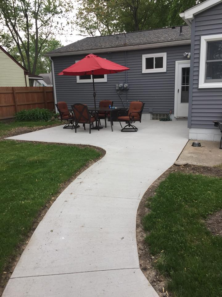 concrete patio contractor near me