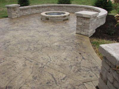 concrete patio livermore ca